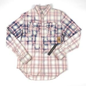 Cult of Individuality Clint Button Front Shirt